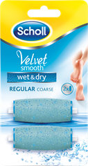 Scholl Velvet Smooth W&D Electronic Foot File Refill