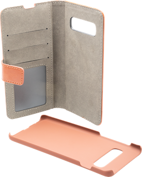 iZound Magnetic Wallet Samsung Galaxy S10 Brown