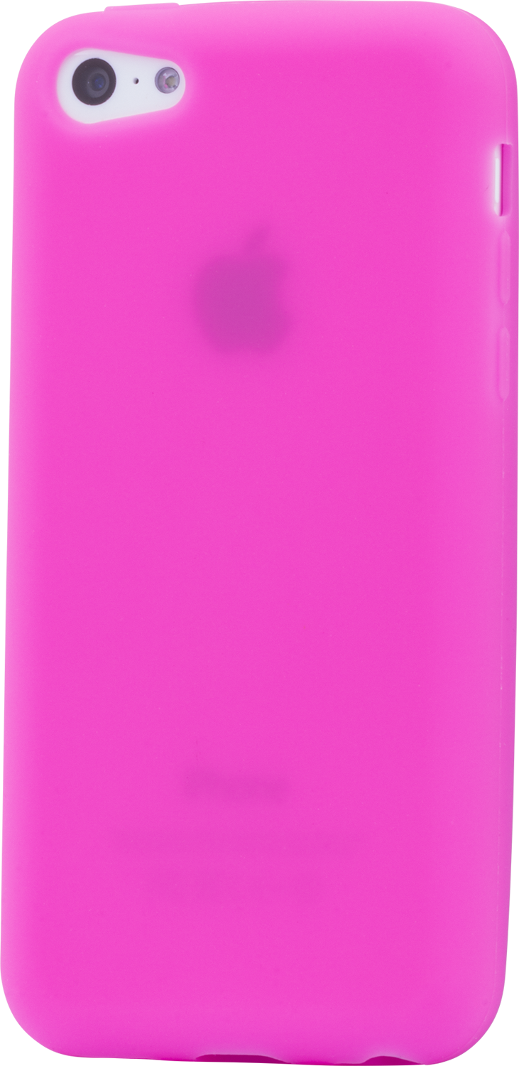 Läs mer om iZound Silicone Case iPhone 5C Pink