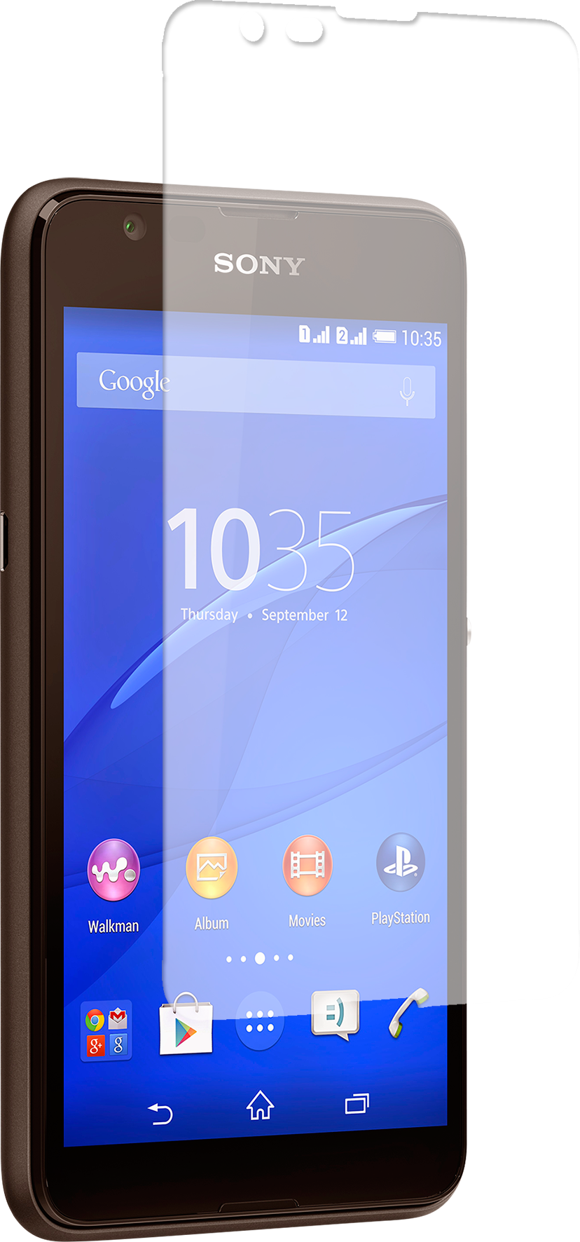 Läs mer om iZound Screen Protector Sony Xperia E4g