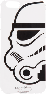 Stormtrooper Iconic Case iPhone 6/6S White