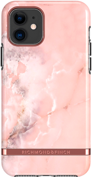 Richmond & Finch Pink Marble iPhone XR/11