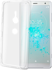 Celly TPU Cover Sony Xperia XZ2 Clear
