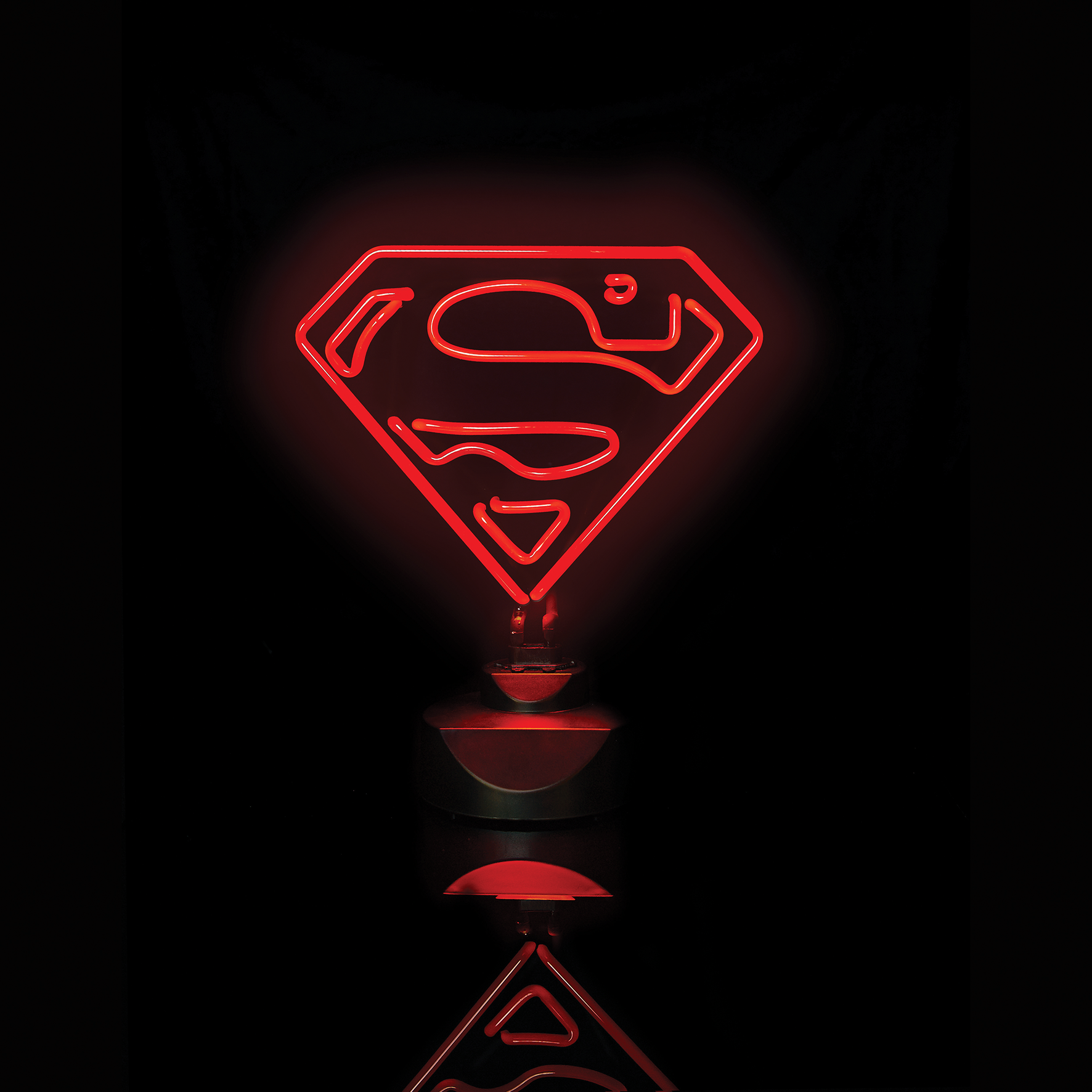 Superman Neon Light thumbnail