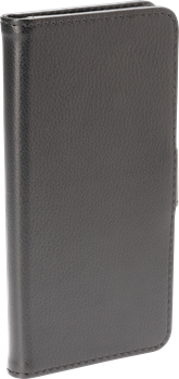 iZound Leather Wallet Case Samsung Galaxy A7 (2018) Black