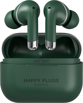 Happy Plugs Air 1 ANC Green