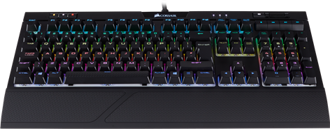 Corsair Gaming Strafe RGB MK.2 MX Silent