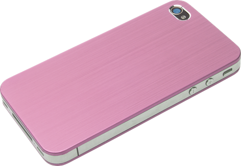 iZound Alu-Suite iPhone 4/4S Pink