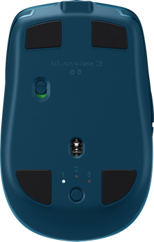 Logitech MX Anywhere 2S Midnight Teal