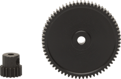 Sword Metal Spur Gear