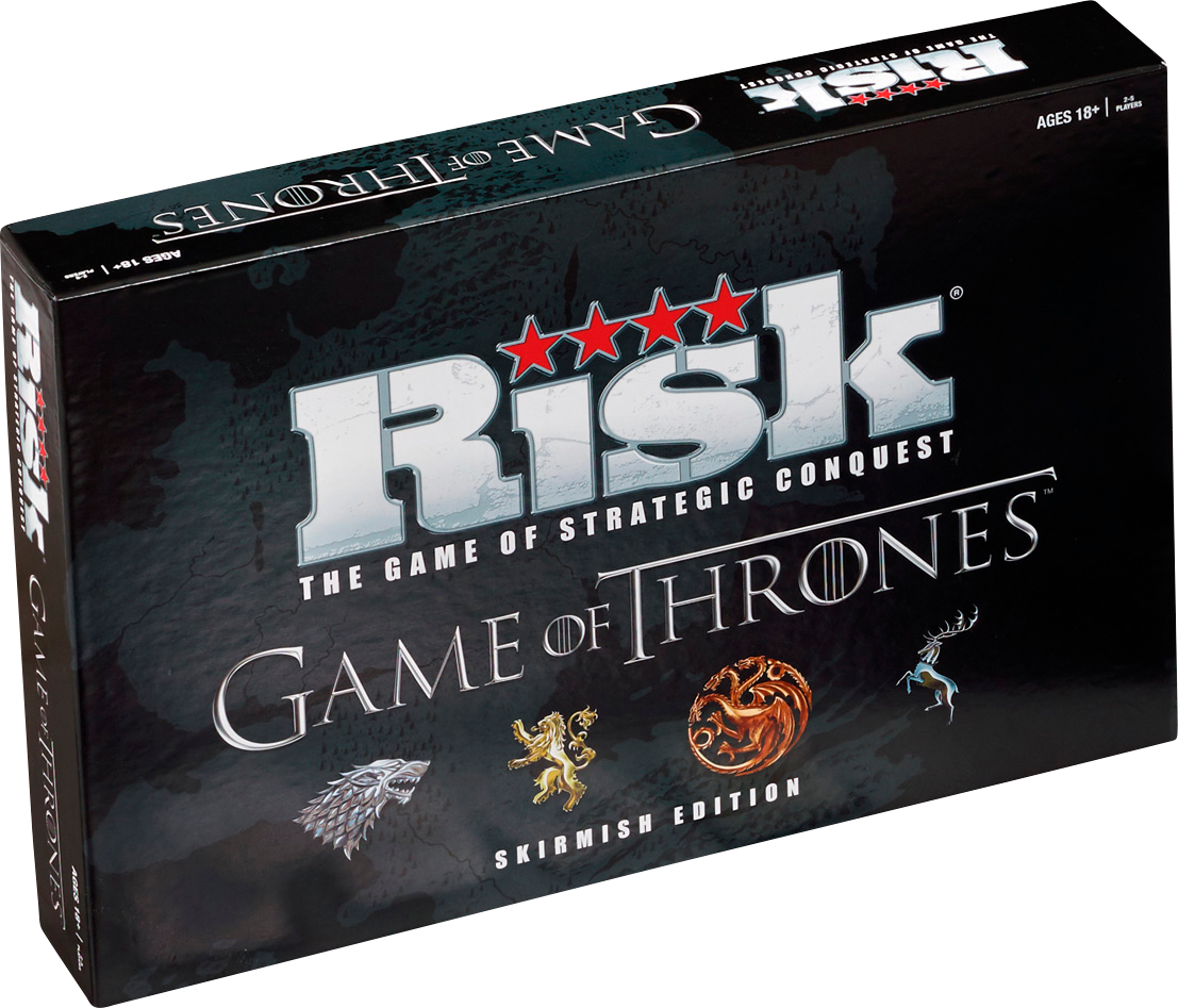 Läs mer om RISK Game of Thrones Skirmish Edition