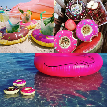 Party Boats Donut 3-pack