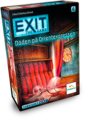 Exit The Game: Döden på Orientexpressen