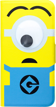 Minions Googly Eye Wallet iPhone 6/6S