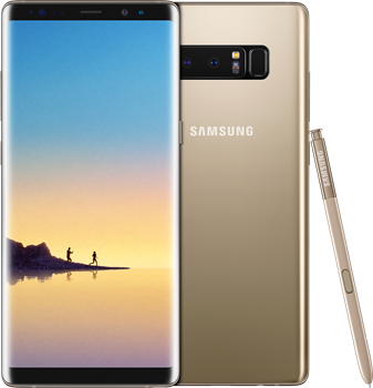 Samsung SM-N950F Galaxy Note8 Gold