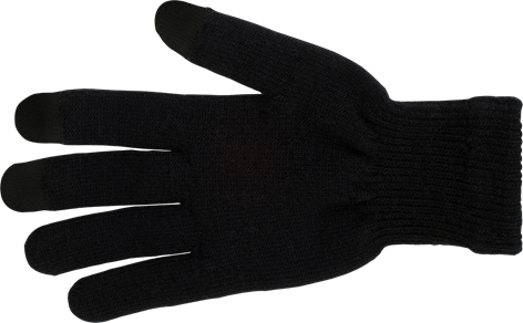 iZound Touch Gloves Black S