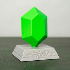Iconlight Green Rupee