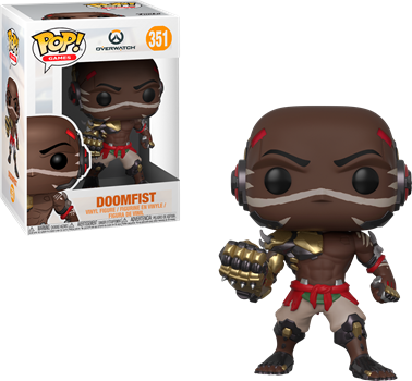 Funko POP Overwatch - Doomfist