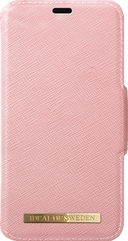 iDeal of Sweden Fashion Wallet Samsung Galaxy S9 Pink