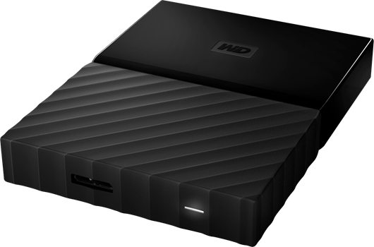 WD My Passport for Mac 2TB Black
