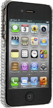 iZound Diamond Case iPhone 4/4S Silver