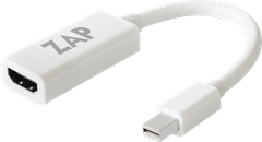 ZAP Mini DisplayPort-HDMI 1080P