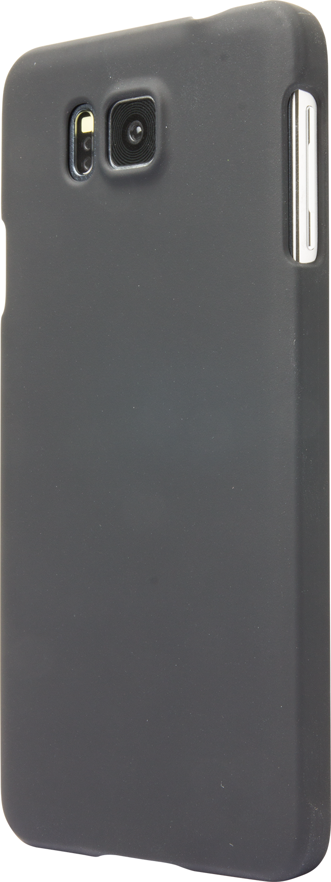Läs mer om iZound Hardcase Samsung Galaxy Alpha Black