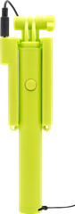 iZound Selfie-Stick Mini Wired Green