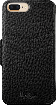 iDeal of Sweden Fashion Wallet iPhone 6/6S/7/8 Plus Black