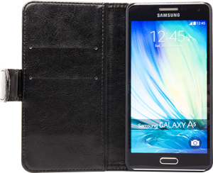 iZound Wallet Case Samsung Galaxy A5 Black