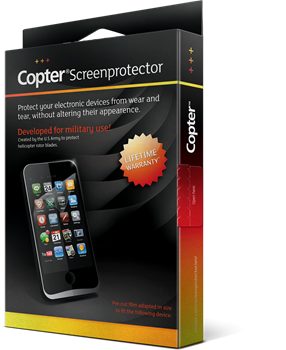 Copter Screenprotector Iphone 12/12 Pro