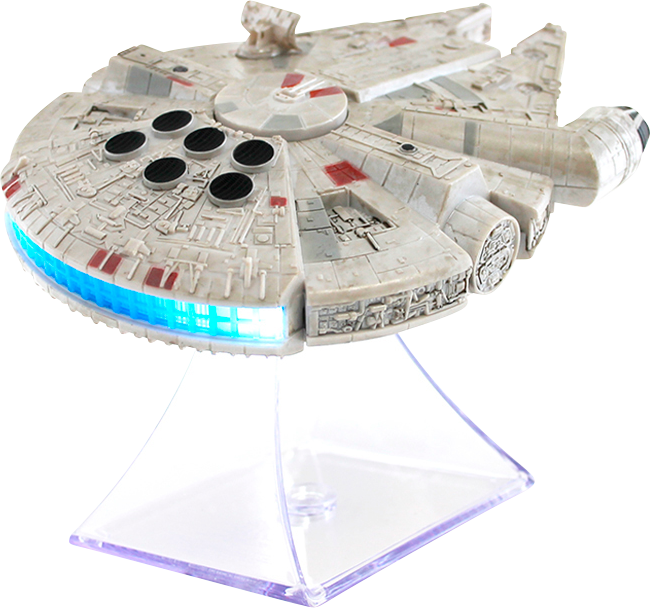 Läs mer om Star Wars Millennium Falcon Bluetooth Speaker