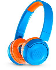 JBL JR300 BT Rocker Blue