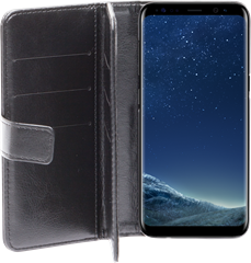 iZound Wallet Case Multi Samsung Galaxy S8 Black