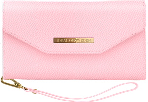iDeal of Sweden Mayfair Clutch iPhone 6/6S/7/8/SE Pink