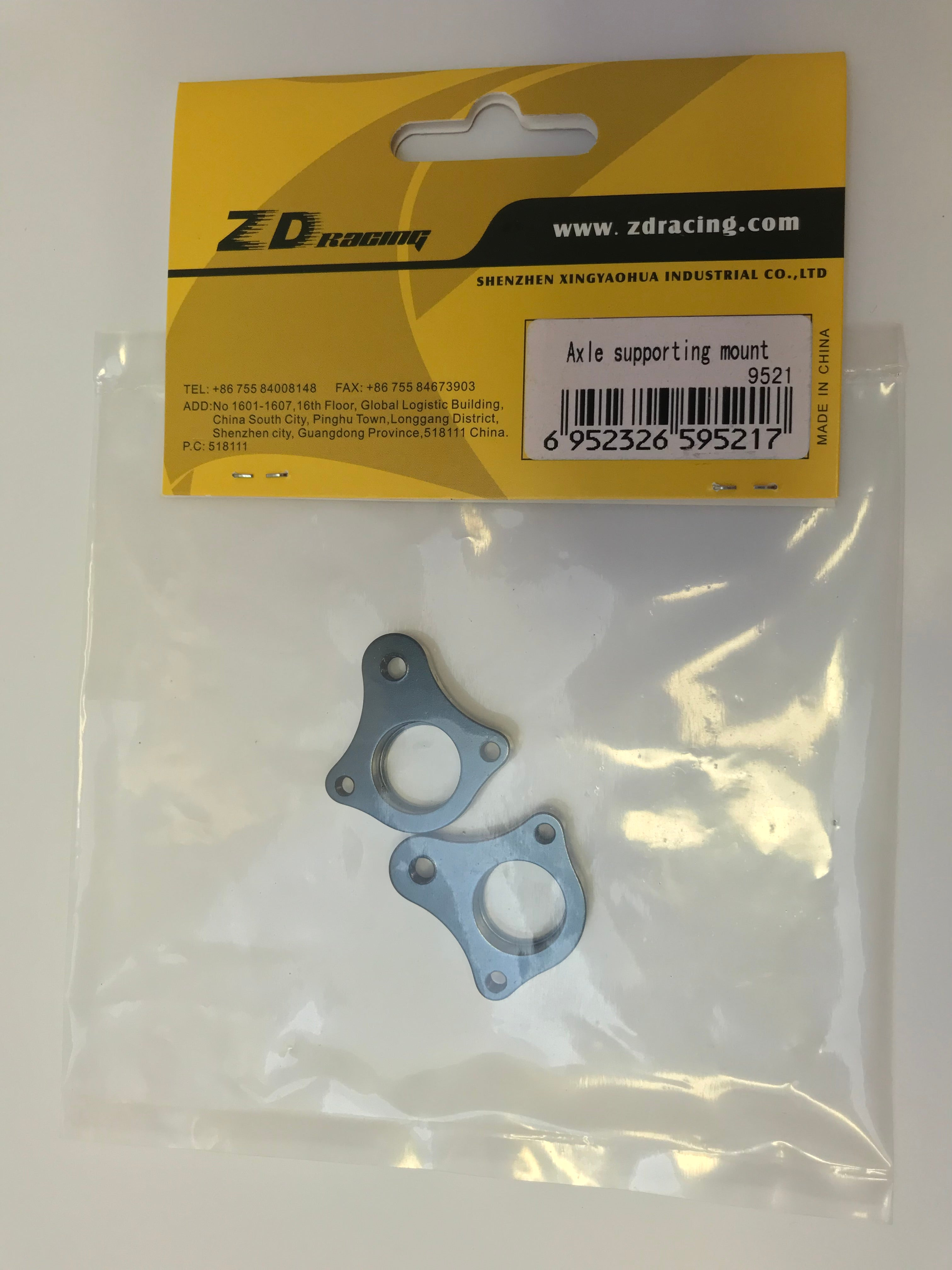 Axle supporting mount 9521