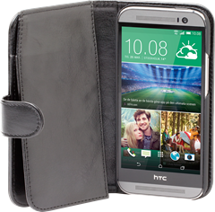 iZound Wallet Case Plus HTC One (M8)