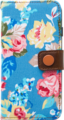 iZound Flower Wallet iPhone 6/6S Plus