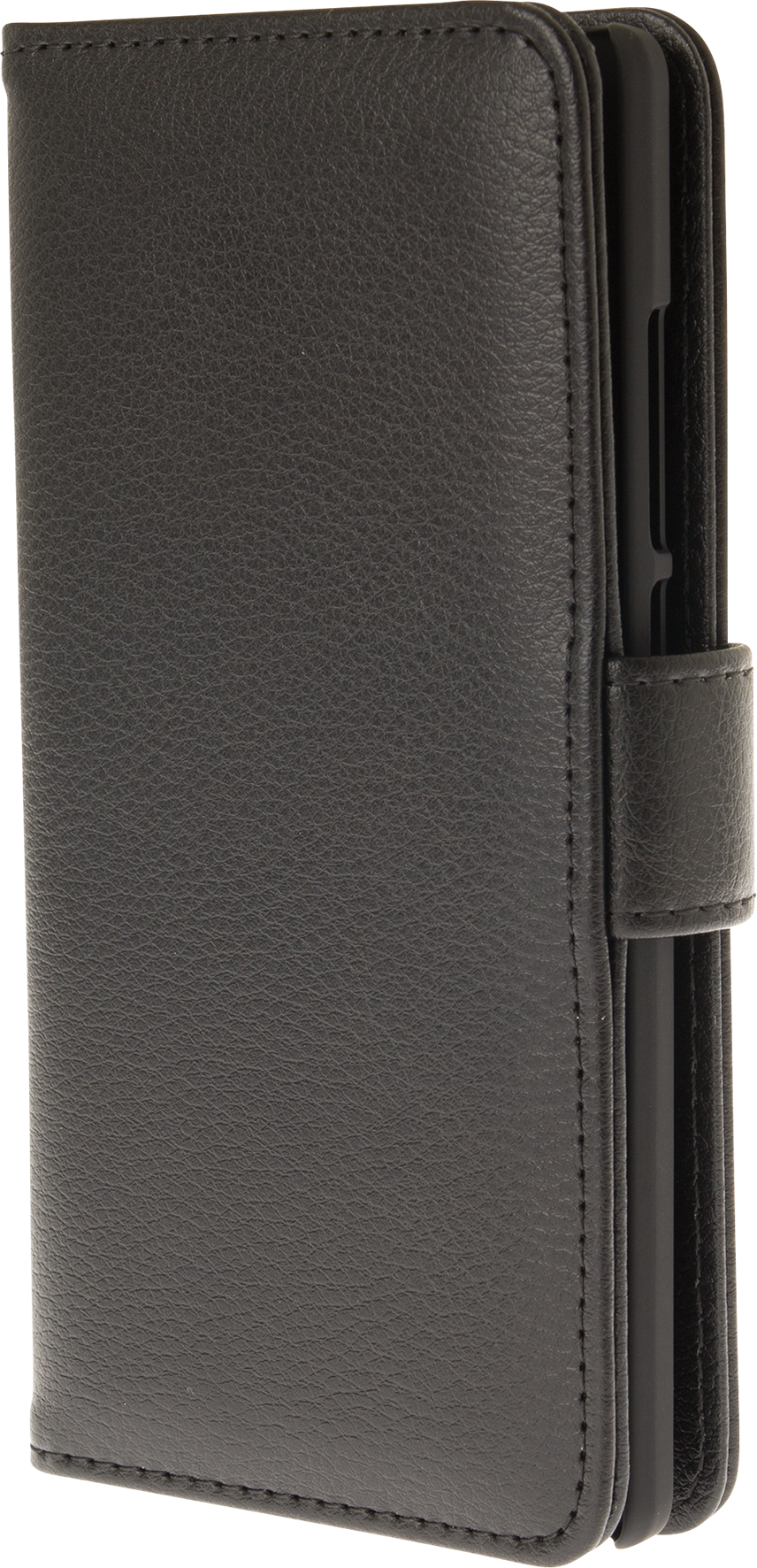 Läs mer om iZound Leather Wallet Case OnePlus 2 Black