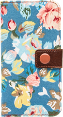 iZound Flower Wallet iPhone 7/8/SE