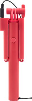 iZound Selfie-Stick Mini Wired Red