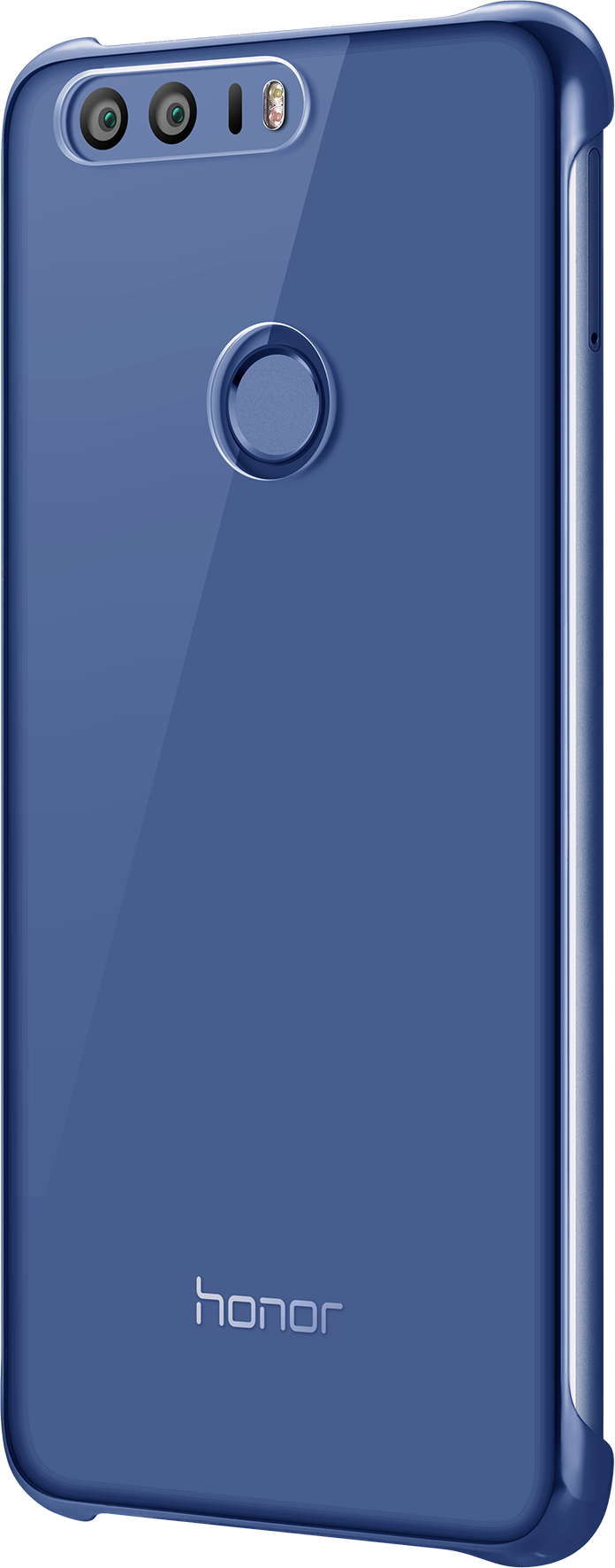 Läs mer om Huawei Hard Case Honor 8 Blue
