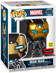 Funko POP Marvel Exclusive - Iron Man Model39