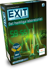 Exit The Game: Det hemliga laboratoriet