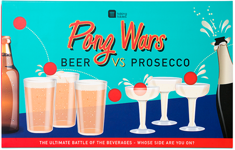 Pong Wars, Beer VS Prosecco