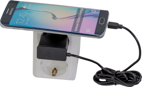 X-Power Micro USB Travel Charger Plus 2,1A