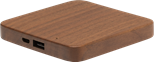 Wood Power Bank 2600mAh