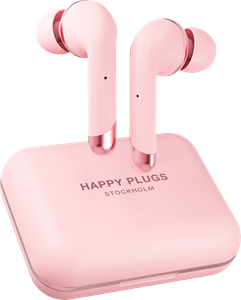 Happy Plugs Air 1 Plus In-Ear Pink Gold