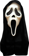 Scream-mask