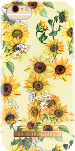 iDeal of Sweden Fashion Case iPhone 6/6S/7/8/SE Sunflower Lemonade